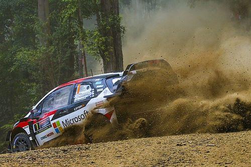 WRC: proposto un percorso del Rally d'Australia di sole 59 miglia