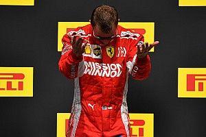 "Raikkonen: ""Gracias, Ferrari, ha sido una bonita experiencia"""