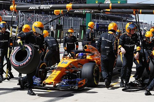"""Alonso kiakadt: """"A Forma-1-ben több az amatőr, mint a WEC-ben"""""""
