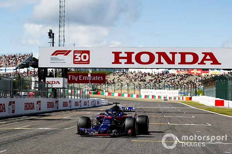 ホンダF1と成功する将来を、鈴鹿で垣間見たレッドブル