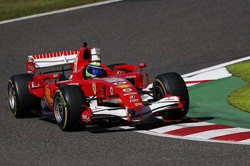 """Massa: Les V8 n'ont pas """"l'agressivité"""" des moteurs de F1 actuels"""
