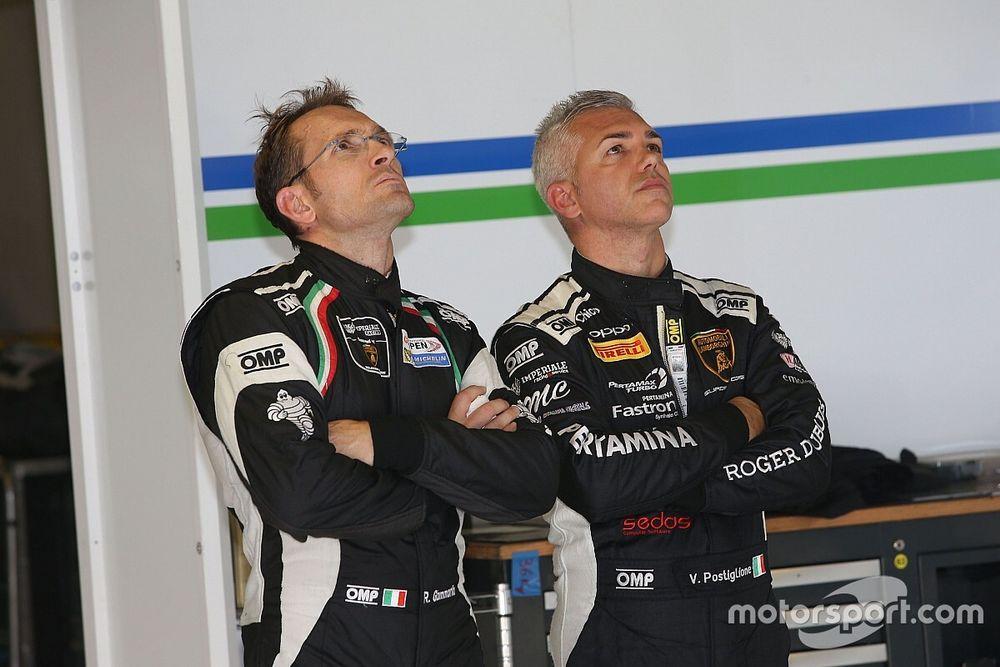 GT Italiano: Postiglione con l'Audi R8 nel round di Imola