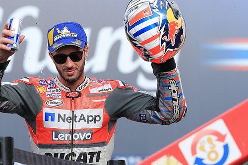 Dovizioso kini pegang rekor start Grand Prix beruntun