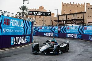 إدخال تعديلات على مسار الدرعية قبل انطلاق موسم الفورمولا إي