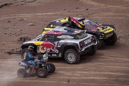 Organisatie Dakar Rally trekt boetekleed aan voor roadbook-controverse