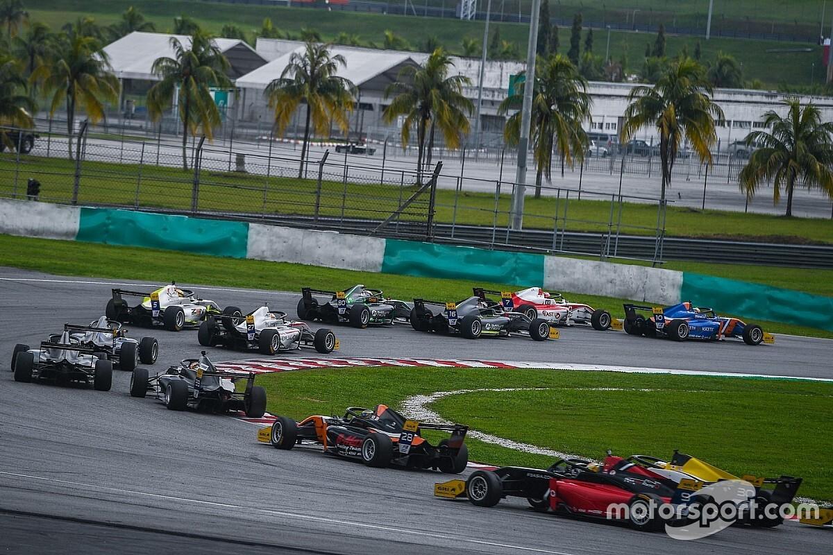 Cem Bölükbaşı, F3 Asya serisinde yarışacak!