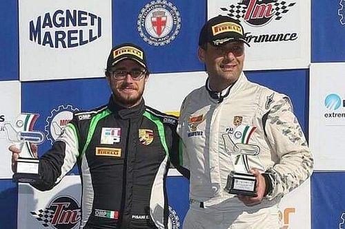 Pisani e Merendino nel GT Open con la Porsche del Team Duell Racing