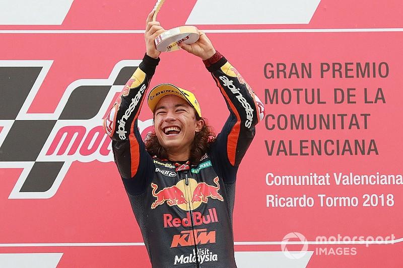 MotoGP'nin rekortmeni Can Öncü, Moto3'teki zorlu sezonuna başlıyor