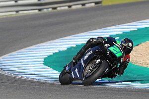 """Morbidelli: """"Per far andare forte la Yamaha devi guidare fluido e sto imparando a farlo"""""""