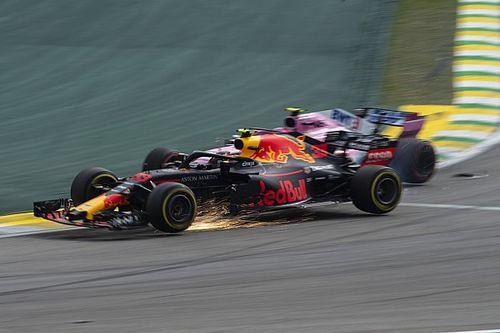 GALERI: Tabrakan dan pertengkaran Verstappen-Ocon di GP Brasil