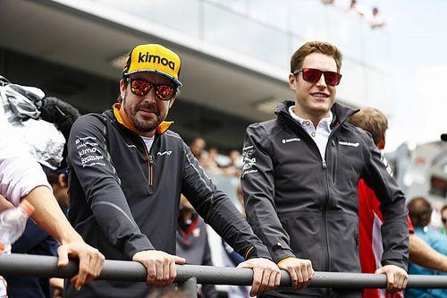 """Alonso y Vandoorne merecen """"mucho crédito"""" por la actualidad de McLaren"""