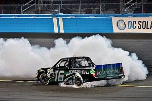 "Brett Moffitt looking to cap ""surreal"" Truck season with title"