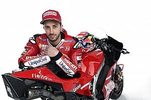 Dovizioso sebut Ducati sudah belajar dari kesalahan