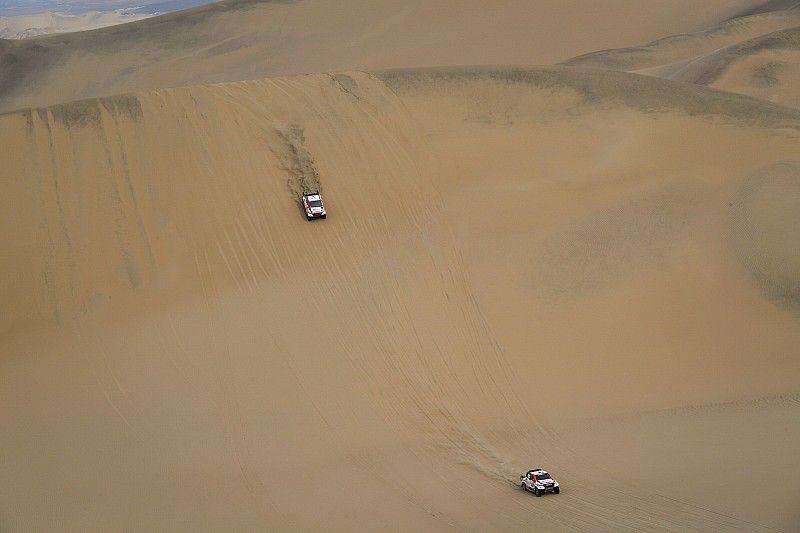 GALERIA: Conheça os maiores vencedores do Dakar entre os carros