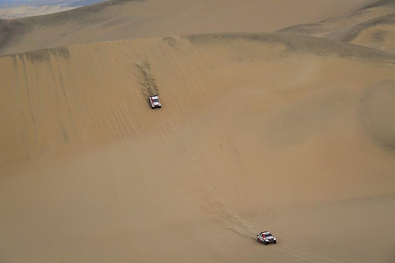 Gallery: Dakar winners in cars since 1979