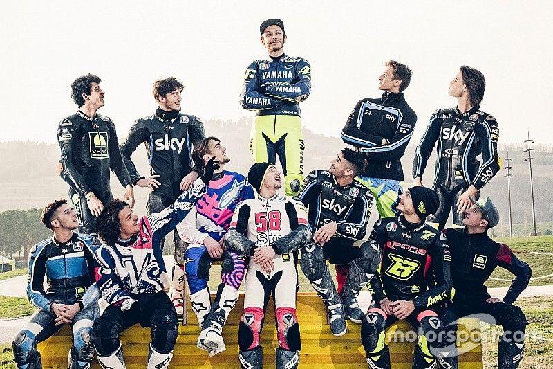 Special: Een blik achter de schermen bij Valentino Rossi's opleidingscentrum