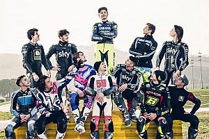 La Academy de Rossi estudia abrirse a pilotos no italianos