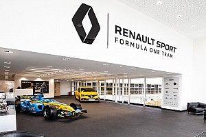 ESPECIAL: Por dentro da fábrica de Fórmula 1 da Renault