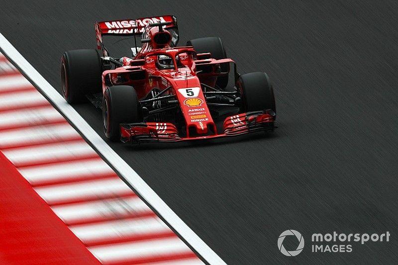 """Vettel """"not blaming anybody"""" for failed Ferrari tyre gamble"""