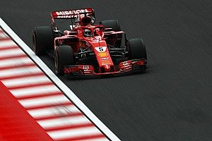 "Vettel ""not blaming anybody"" for failed Ferrari tyre gamble"