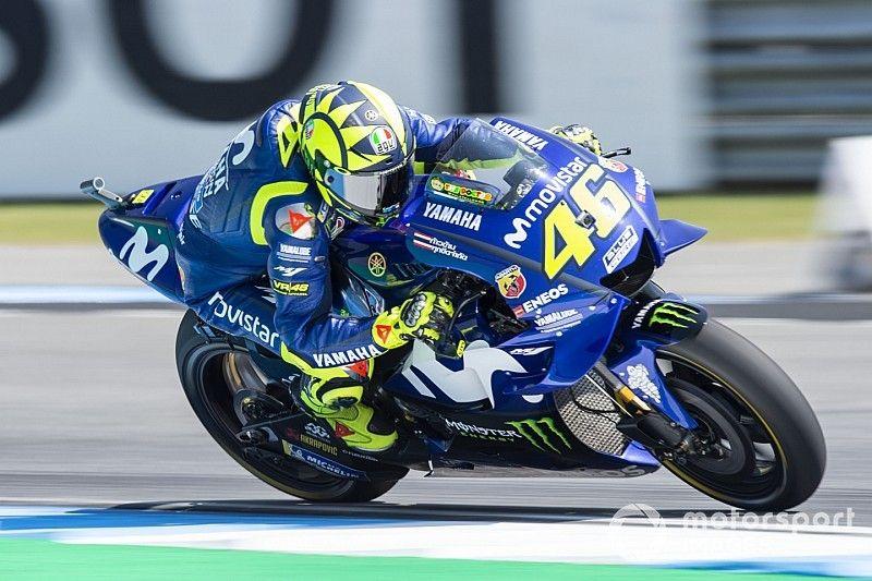 """Rossi: """"Veremos si la mejora de este fin de semana es una cuestión de circuitos"""""""