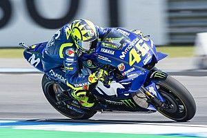 """Rossi encara Motegi como prova se Yamaha """"melhorou"""" moto"""