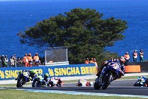 """El chasis de la Yamaha """"da miedo"""", dice Dovizioso"""