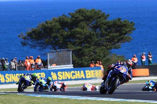 "Potencial do chassi da Yamaha ""dá medo"", diz Dovizioso"
