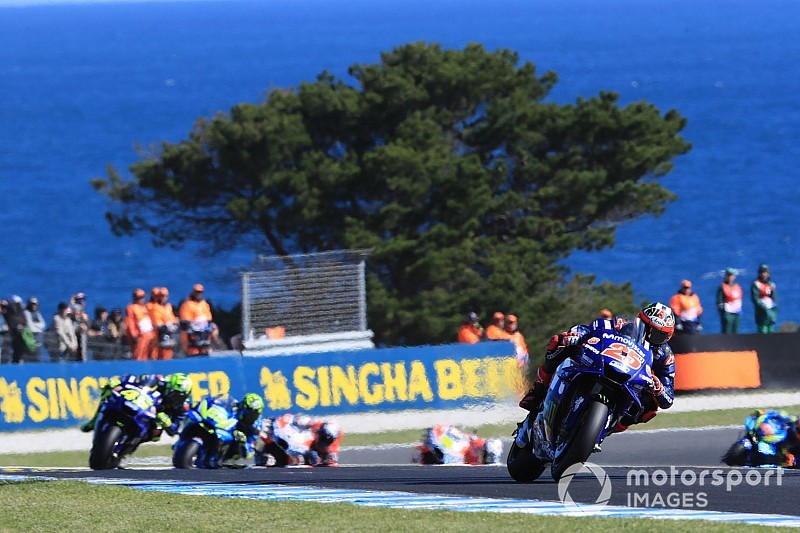 "Yamaha's chassis potential ""scary"", says Dovizioso"