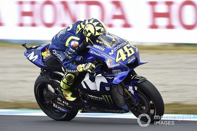 """Rossi: """"Una semana después de Japón, no hay noticias de Yamaha"""""""