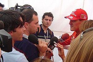 Anécdotas con Michael Schumacher