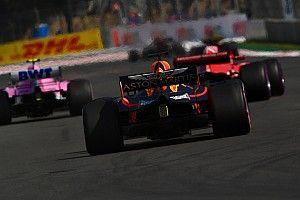 La grille de départ du GP du Mexique
