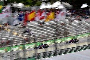 Nagyon jól viselkedik a Toro Rosso új aerodinamikai csomagja Brazíliában