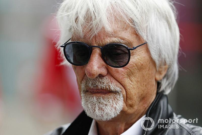 """Ecclestone: """"Con Marchionne vivo la Ferrari sarebbe campione del mondo!"""""""