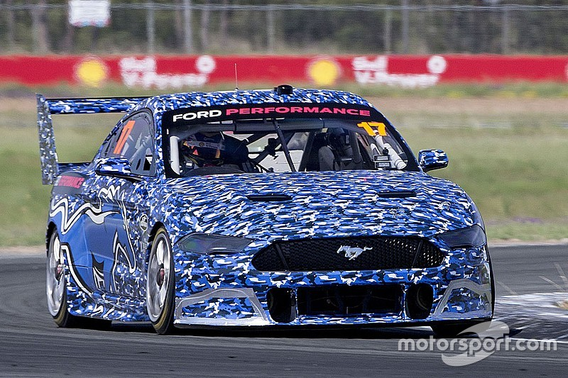 "Supercars Mustang ""a great start"" – McLaughlin"