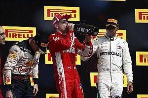 Fotogallery: le vittorie di Kimi Raikkonen in Formula 1