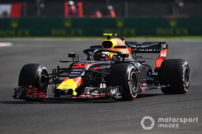 Meksika GP 2. antrenman: Verstappen soruna rağmen lider!