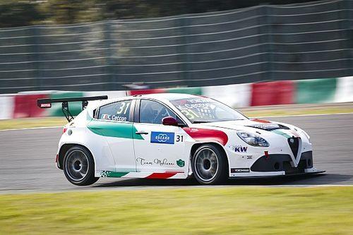 Victoria para Ceccon y Alfa Romeo en Suzuka