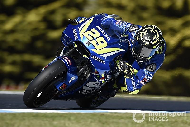 Australian MotoGP qualifying as it happened
