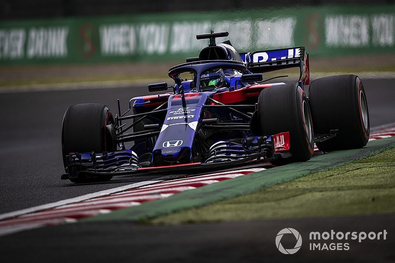 鈴鹿FP3速報:ドライからウエットへ移りゆく中、ハミルトンが首位