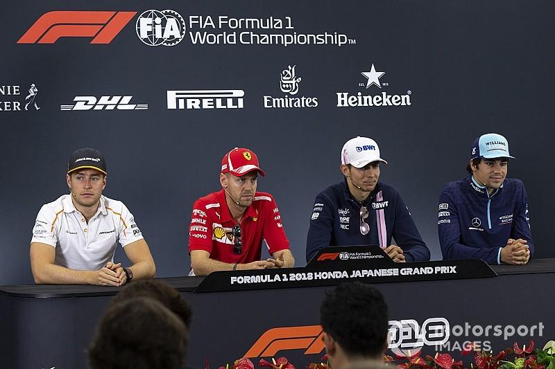 Amerika GP öncesi basın toplantısı programı açıklandı