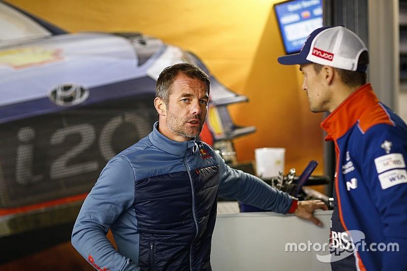 Sebsatien Loeb stellt klar: Thierry Neuville ist bei Hyundai die Nummer eins