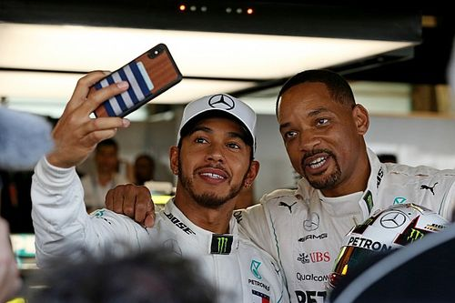 "Hamilton : Will Smith a ""totalement changé"" ma routine d'avant-course"