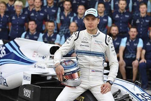 Sirotkin diz que sente muito por situação da Williams na F1