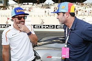 "Bahrain NASCAR test is ""just pure fun"", says Alonso"