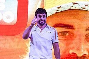 """Fernando Alonso elegido """"Piloto del día"""" en Abu Dhabi 2018"""