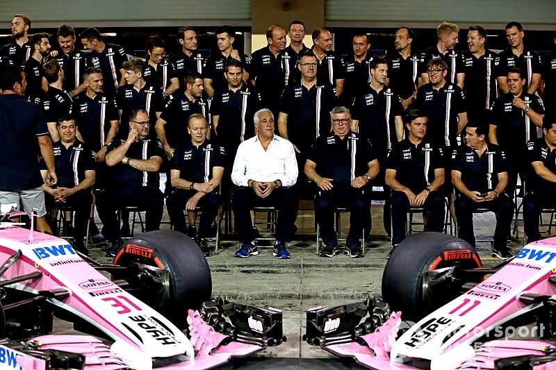 Chaos um Racing Point: Muss man zum Namen Force India zurückwechseln?