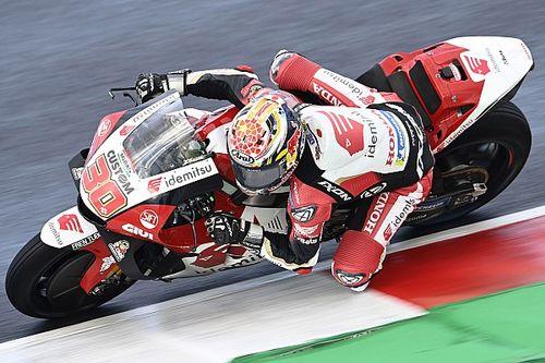 MotoGP | Misano, Warm-Up: Nakagami precede le Ducati