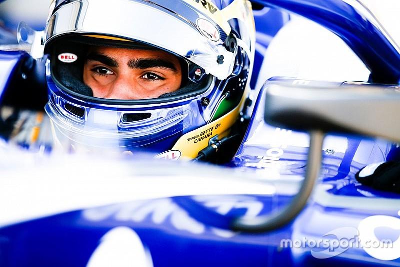 F2 Hungaroring: Eerste pole voor Sette Camara, tweede rij De Vries