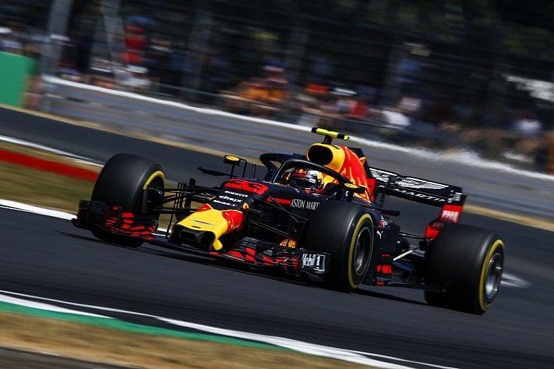 Red Bull lamenta tempo perdido nas retas em Silverstone